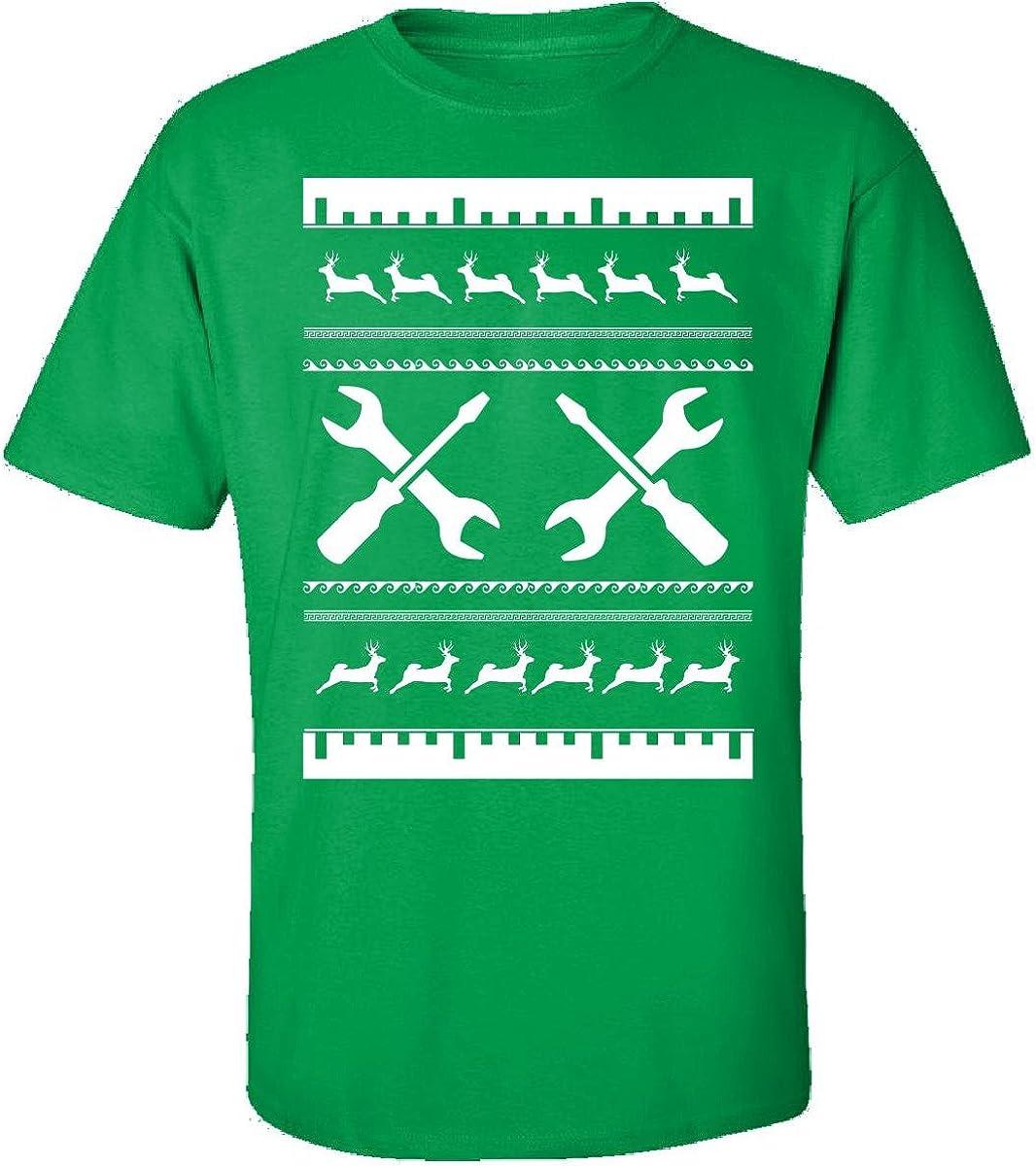 iN. Suéter Feo de Navidad para Cualquier fanático mecánico – Camisa de Adulto S irlandés-Verde: Amazon.es: Libros