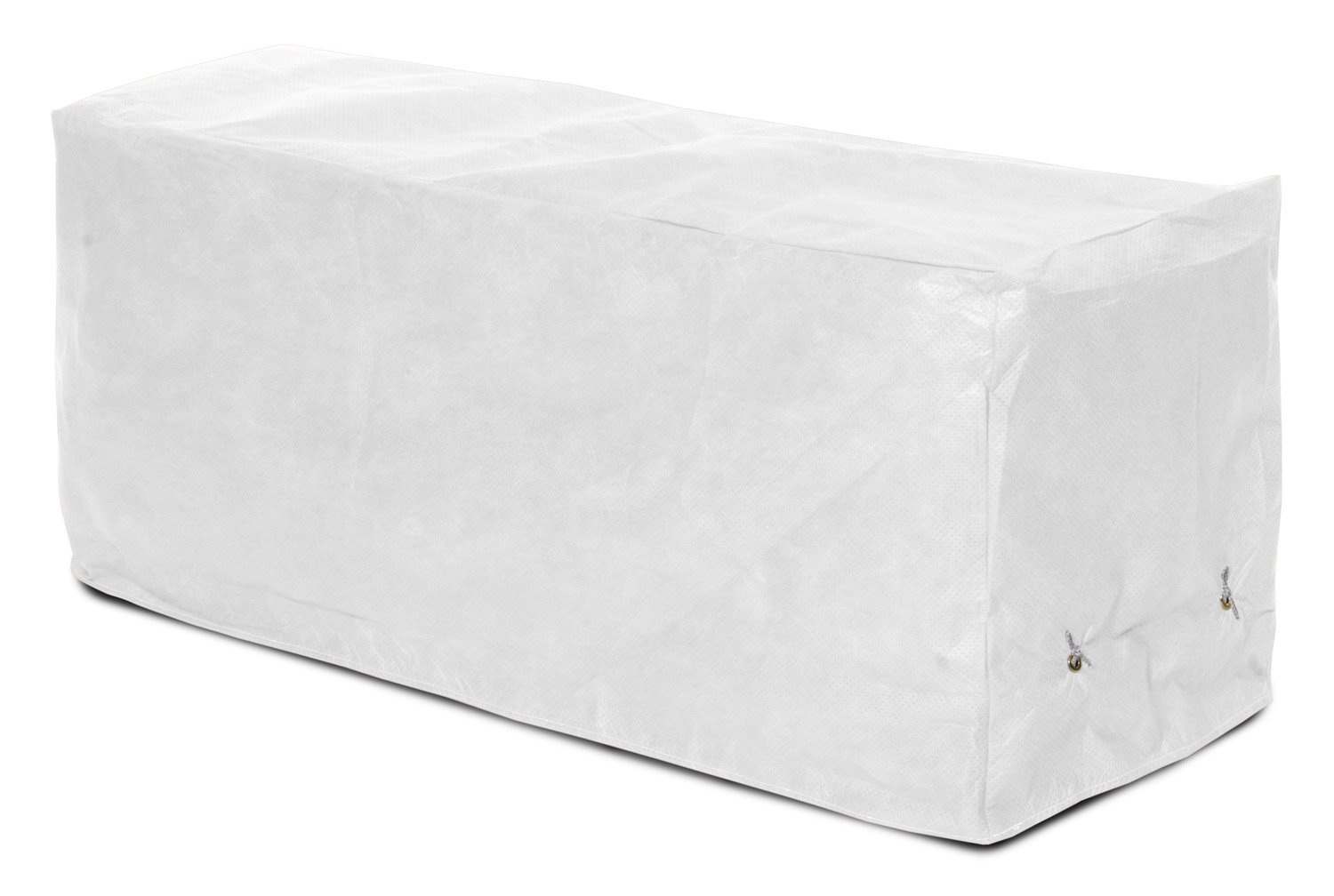 KoverRoos DuPont Tyvek 24207 8-Feet Bench Cover, 96-Inch Width by 25-Inch Diameter by 36-Inch Height, White by KOVERROOS