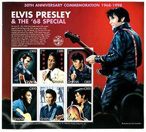 The 30th Anniversary of Elvis Presley's