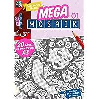 Mega-Mosaik 01 (Mega Mosaik Mappe, Band 1)