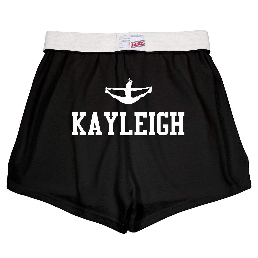 Kayleigh Cute Cheer Practice Youth Soffe Shorts