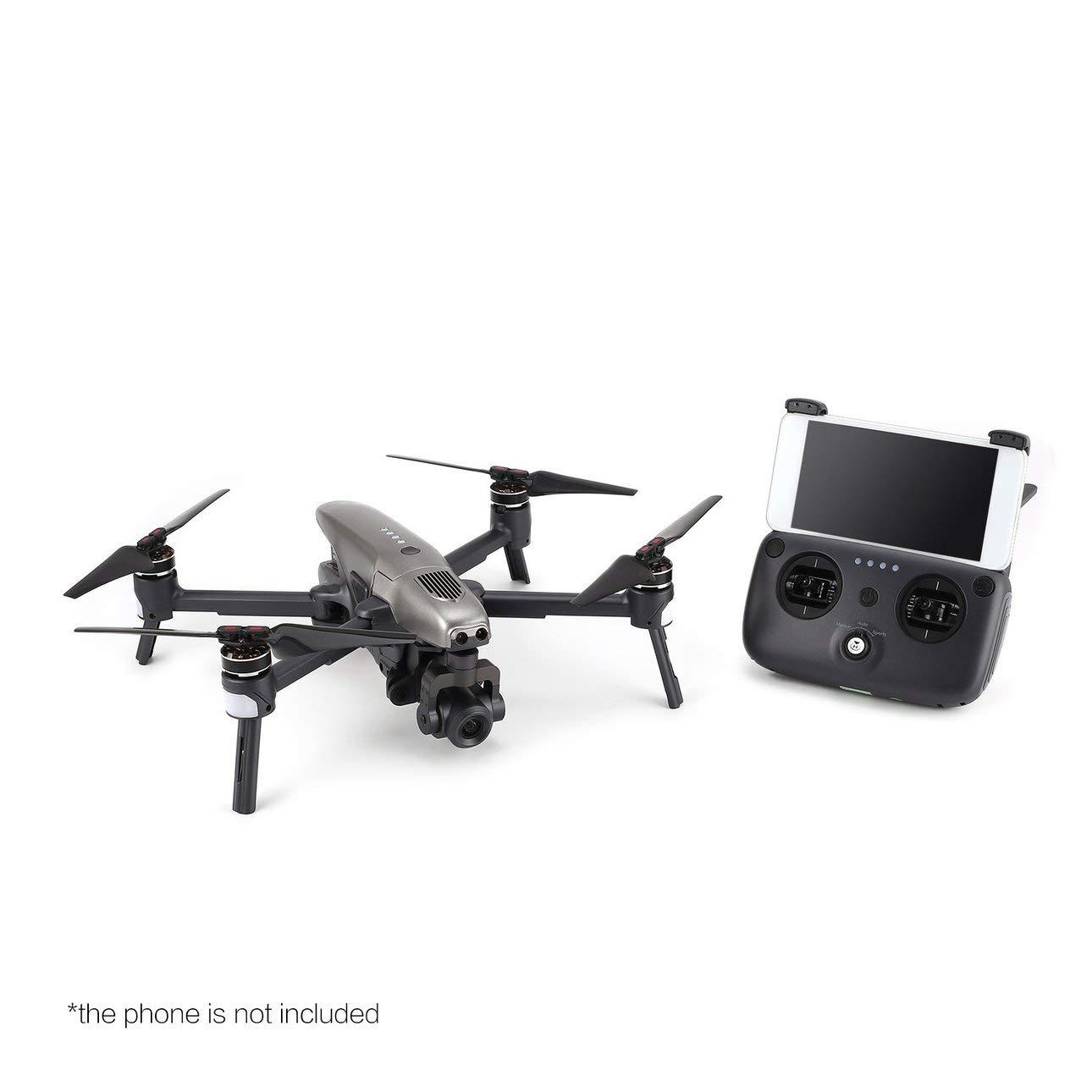 Drohne mit Kamera Walkera Vitus 320 RC Drohne 5.8G WiFi FPV 4K Kamera Selfie Quadcopter AR Drohne von Ballylyly