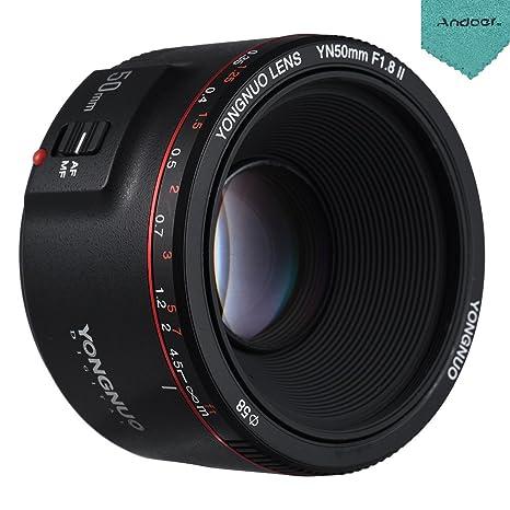 Review YONGNUO YN50mm F1.8 II