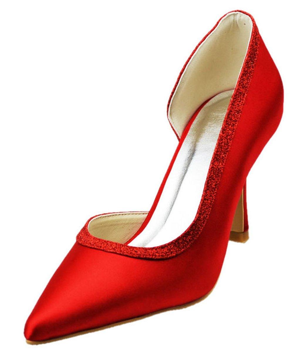 Minitoo , , Semelle Rouge compensée femme 19911 Rouge - rouge f269935 - piero.space