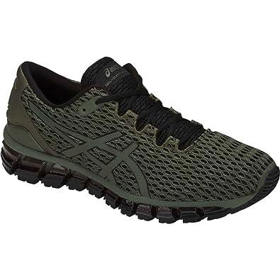 ASICS T839N Men's Gel-Quantum 360 Shift MX Running Shoe, Four Leaf Clover/