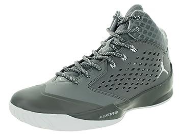 Jordan Zapatillas de baloncesto Nike High Rising High Cl Gry ...