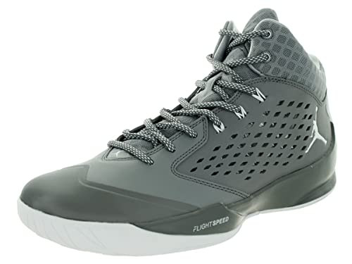 reputable site 9d8f8 7db4b Amazon.com  Nike Mens Jordan Rising High Basketball Shoe  Ba