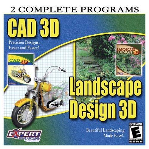CAD 3D / Landscape Design 3D (Jewel Case) by Activision