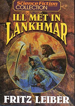book cover of Ill Met in Lankhmar