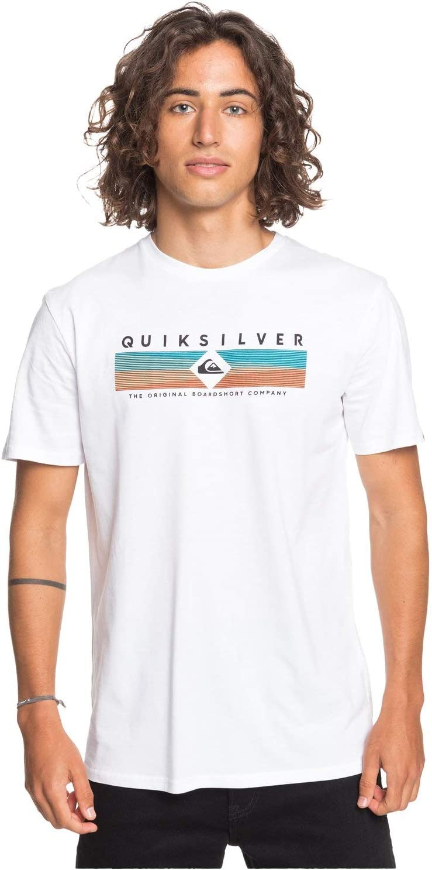 Quiksilver Distant Fortune tee M - Camiseta Hombre