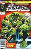 The Toxic Avenger Comic By Marvel Comics 1 Apr (1st All-TOXIC Collector's Item Issue!)