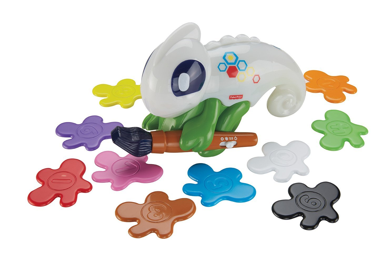 Fisher-Price DYP95 Kid's Chameleon Toy