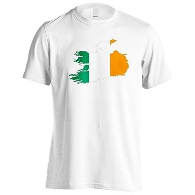Amazon ireland world map art mens t shirt tee i705m clothing ireland world map art mens t shirt tee i705m gumiabroncs Gallery