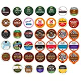 #2: Coffee Variety Sampler Pack for Keurig K-Cup Brewers,  40 Count (selection may vary)