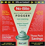 Durvet - Flea And Tick D-No-bite Multi-pest Indoor Fogger 6 Oz/3 Pk(Case of 12)