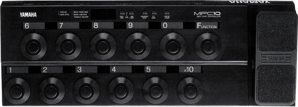 B0002H0F2E Yamaha MFC10 MIDI Foot Controller 61W3X0pDi9L.SL1000_