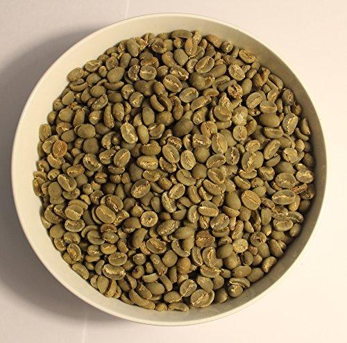 Celebes Kalossi (Sulawesi) Toraja, Sapan Minanga, Grade 1 - Green (Raw) Coffee Beans (2 Pounds)