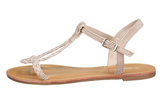 Sandales femme Lily shoes L901 Black 9376T
