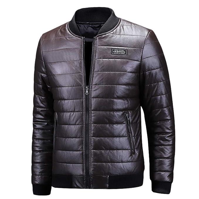 Amazon.com: for Coat,AIMTOPPY Mens Long Sleeve Casual Pure ...