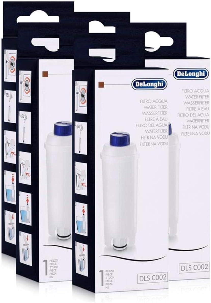 DeLonghi SER 3017 - Lote de filtros de agua (5 unidades): Amazon ...