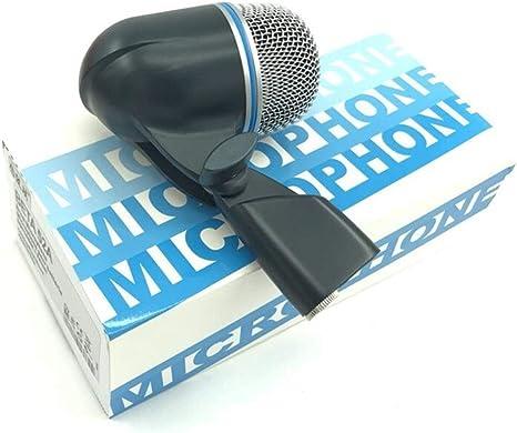 MJTCJY BWQ BETA-52a Microfono A Tamburo Batteria Beta52 Beta 52a Beta52a 52 Beta-52 Microfono Beta-52 Beta 56a Microfono Color : Beta52a