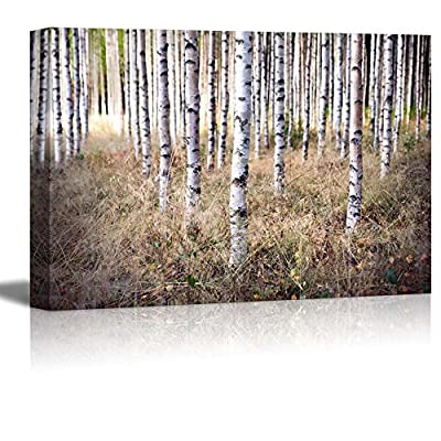 Canvas Wall Art - Abstract Tree Series (24