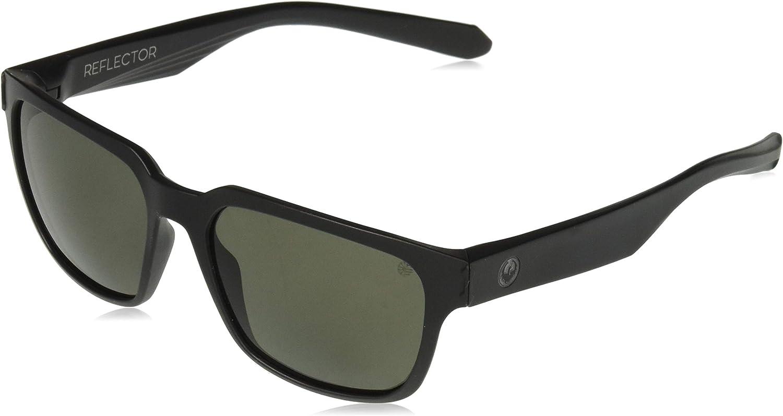 Dragon Alliance Reflector P2 Polarized Sun Glasses for Men/Women, Smoke