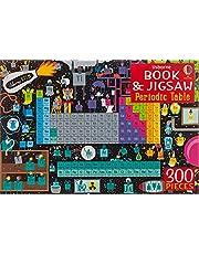Usborne Book & Jigsaws: The Periodic Table