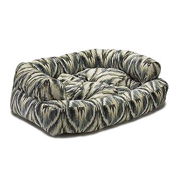 Amazon.com: Snoozer relleno sofá de lujo para mascotas ...