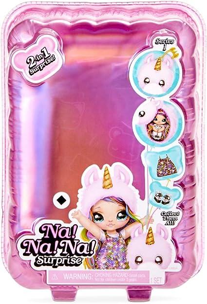 Giochi Preziosi Na Na Na Surprise Bambole da Collezione: Amazon.it