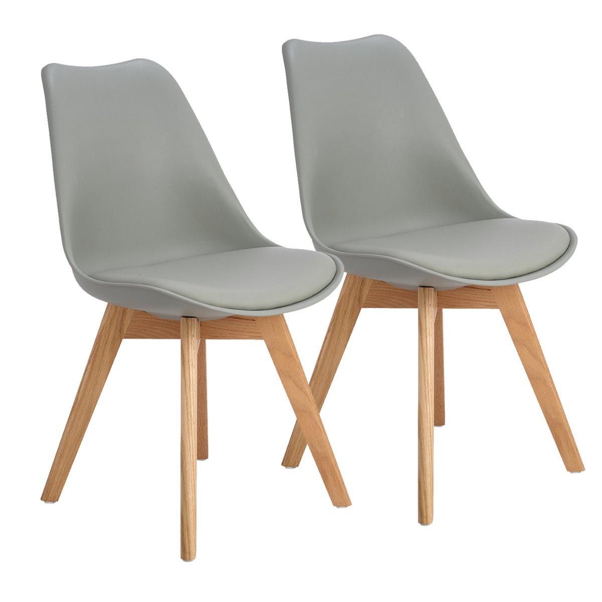 Sympathisch Stühle Modern Galerie Von Eggree 2er Set Esszimmerstühle Skandinavisch Küchenstuhl Stühle