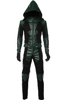 Disfraz oficial de Arrow de Rubies, para adolescente, M: Amazon ...