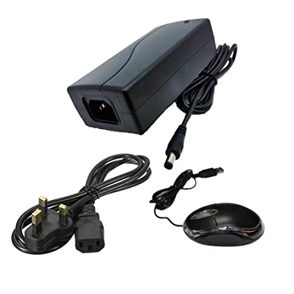 Amazon in: Buy PANSIM 12V 3A DC Power Adapter SMPS for DVR, PC, LCD