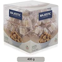 Majestic Wrapped Brown Sugar Cubes, 400 gm