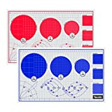 Tovolo Precision Chef Cutting Mats - Set of 2