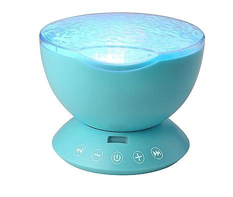 THUNFER Lámpara De Proyector Lámpara De Proyector Océano Lámpara ...