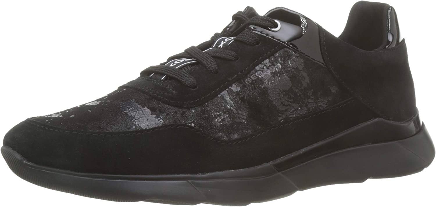 Geox D Hiver A, Zapatillas para Mujer