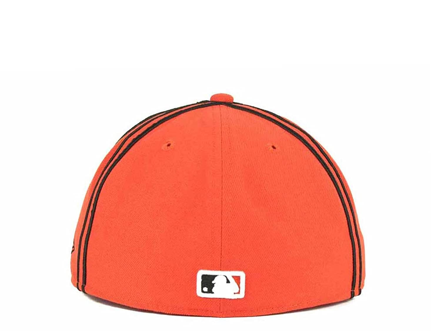 newest d6bb8 d509e ... discount amazon cincinnati reds new era mlb retro piping 59fifty fitted  orange black hat cap 7