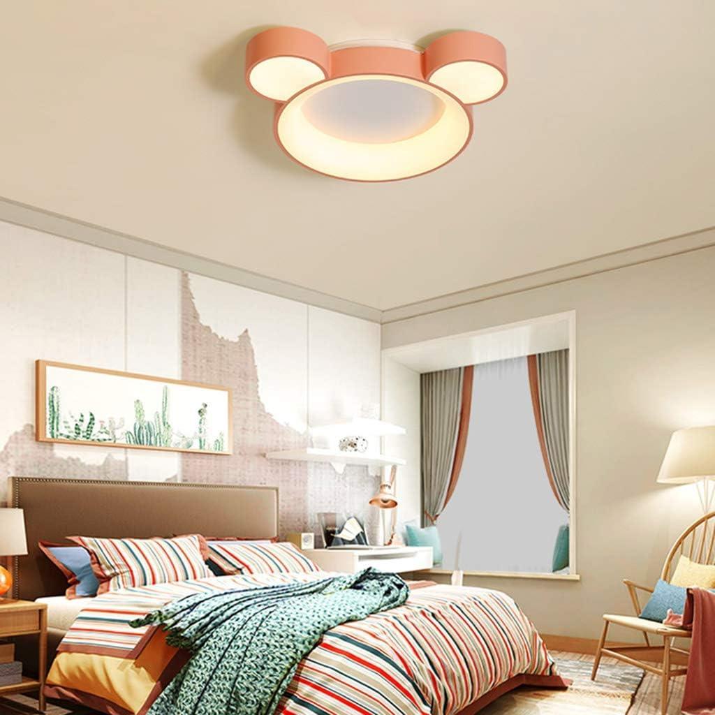 Cartoon Light Fixtures Ceiling Baby Room LED Chandelier Bedroom