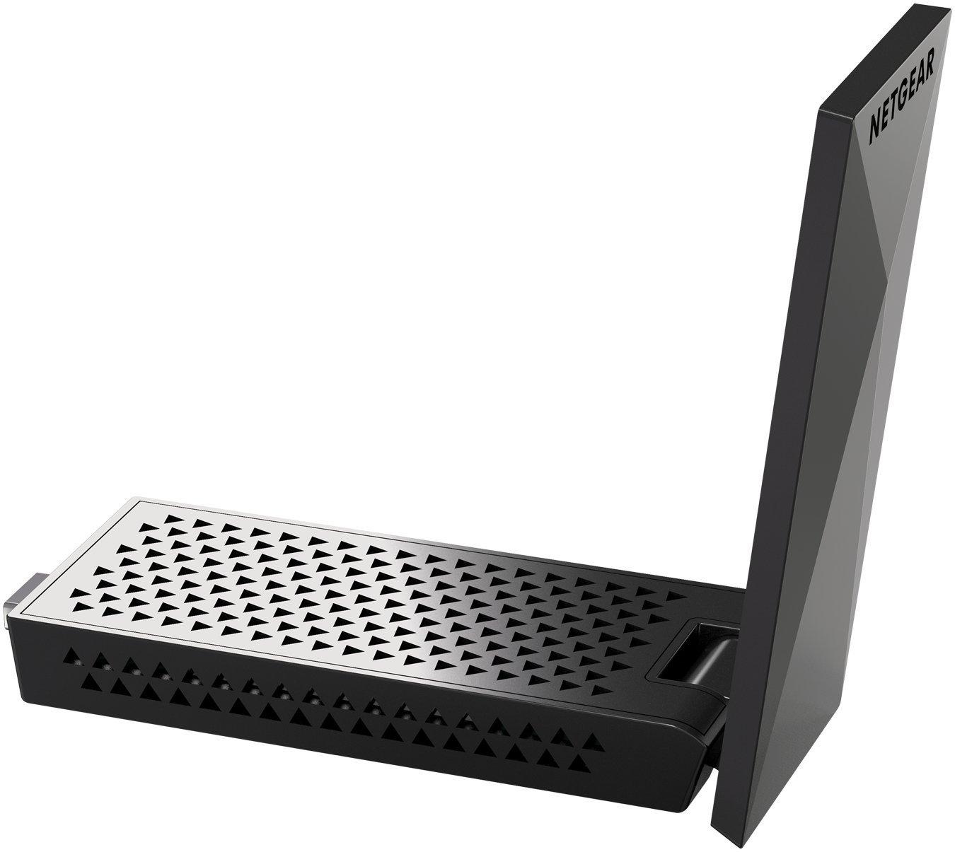 Netgear A6210-100PES - Adaptador de red inalámbrico USB de