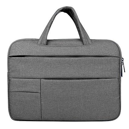 11 12 13 15 15.6inch Handbag for MacBook Pro Air 13.3 Laptop Bags Case Sleeve,Black,15.6 Inch
