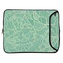 Designer Sleeves Laptop Sleeve(17DS-SP) Green20