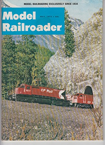 (Model Railroader, MAY 1972)