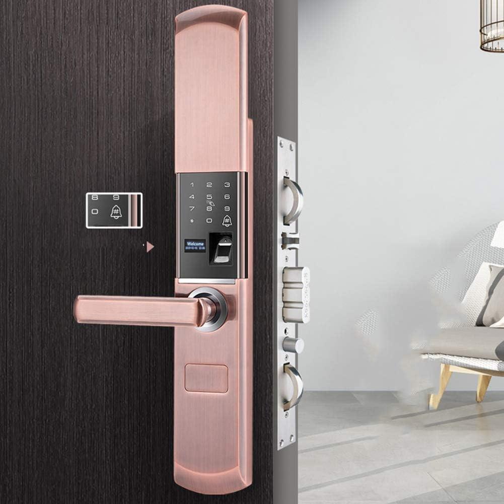 DJG Cerradura automática de Puerta corredera de Seguridad para el ...