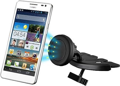 Air magnético de VicTsing para Coche Soporte de Smartphone para Huawei,Xiaomi,iPhone 6/6 Plus / 5 / 5S / 5C / 4 / 4S, Google Nexus, LG G3 y Dispositivo GPS: Amazon.es: Electrónica