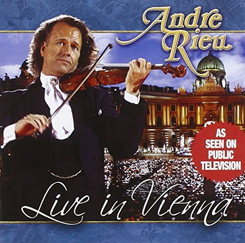 CD : Andre Rieu - Live in Vienna (CD)