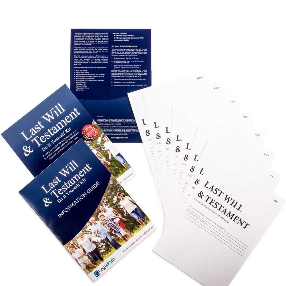 Last will and testament diy will kit by legalpathtm 2018 edition last will and testament diy will kit by legalpathtm 2018 edition amazon office products solutioingenieria Images