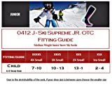 Eurosocks Junior Ski Supreme Socks, Tailored For