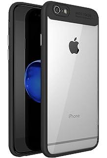 cebe086bb1d ZOFEEL Funda para iPhone 6 Plus Ligera como el Aire Carcasa Protectora  Resistente a los arañazos