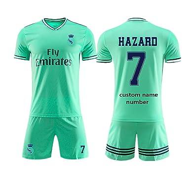 AS Know AS - Camiseta y pantalones cortos de fútbol ...